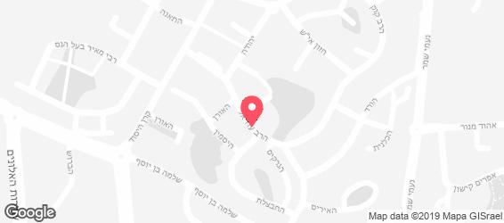 לה פיצליה - מפה