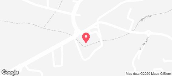 פיש מרקט - מפה