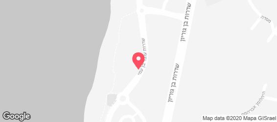צ'אביז - מפה