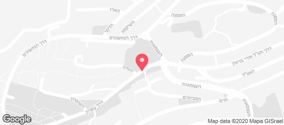 טוטו איסקוב - מפה
