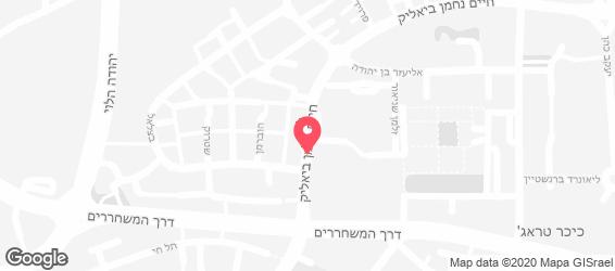אופסייד - מפה