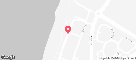 מיזו Mizo - מפה