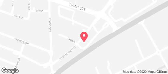כפר סבא mimi - מפה