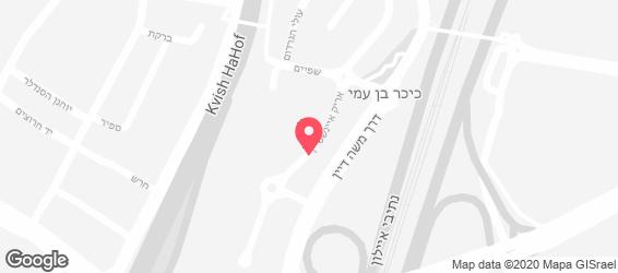 הרצליה mimi - מפה