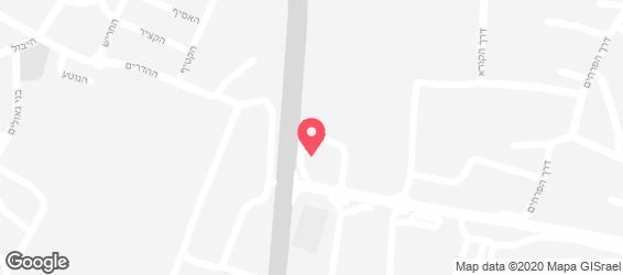 ביפי רופין - מפה