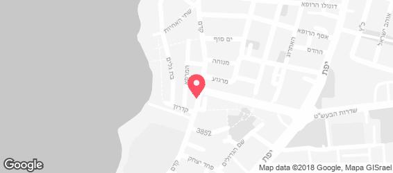 אבו נסאר- חינאוי - מפה