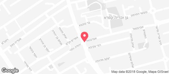 פונדק חיים (גפלה) - מפה