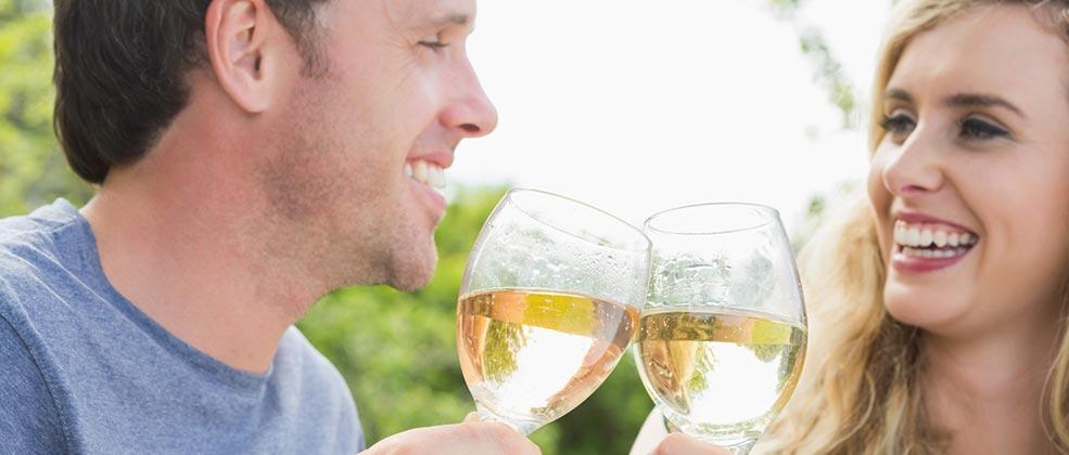 סטייל בים: יינות לבנים לקחת לחוף
