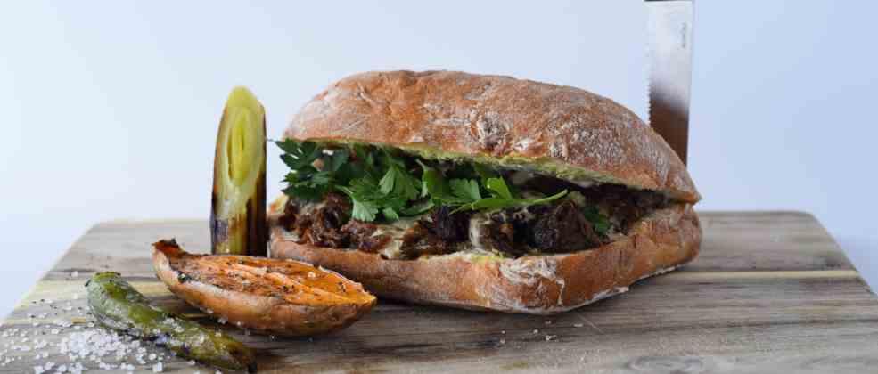 המבורגר בבי פי (צילום: באדיבות המקום)