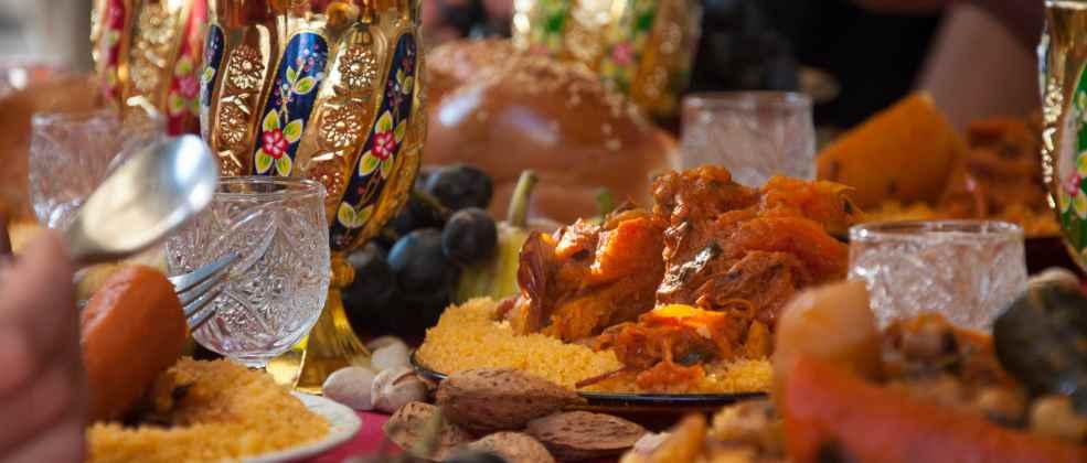 קוסקוס של מסעדת קאימאק (צילום: באדיבות המקום ונטע אשרי)