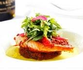 ארוחת טעימות נפלאה במסעדת אוברג'ין