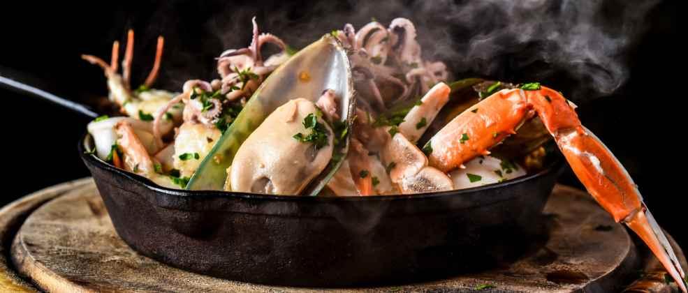 מנה במסעדת דוניאנא בעכו (צילום: באדיבות המקום)