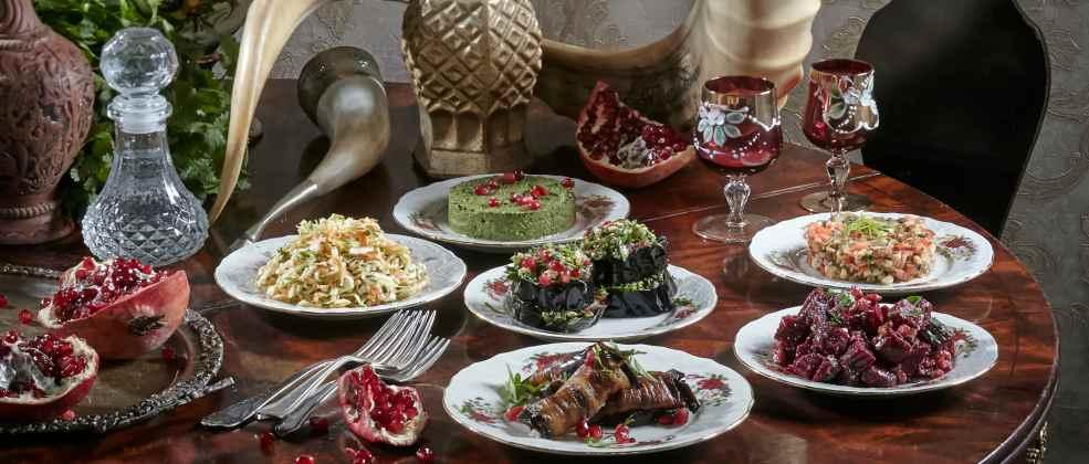 מבחר מנות של מסעדת ראצ'ה (צילום: באדיבות המקום)