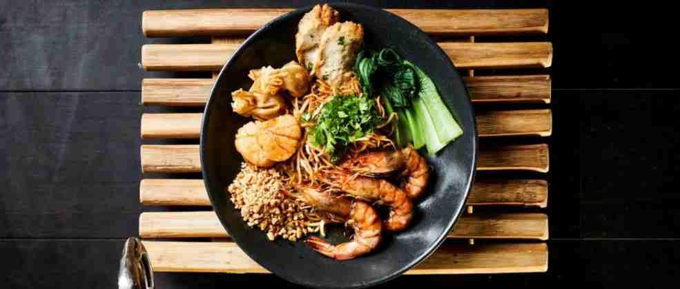 מנת באמי של מסעדת קאב קם (צילום: בן יוסטר)