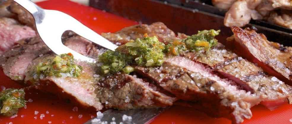 סטייק של רק בשר (צילום: באדיבות המקום)