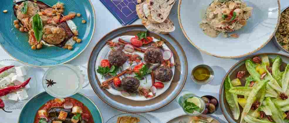 תפריט חדש במסעדת קלמטה ביפו (צילום: אנטולי מיכאלו)