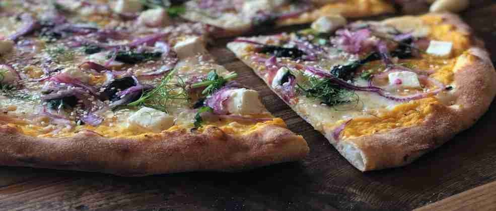 פיצה במסעדת קופינאס (צילום: באדיבות המקום)