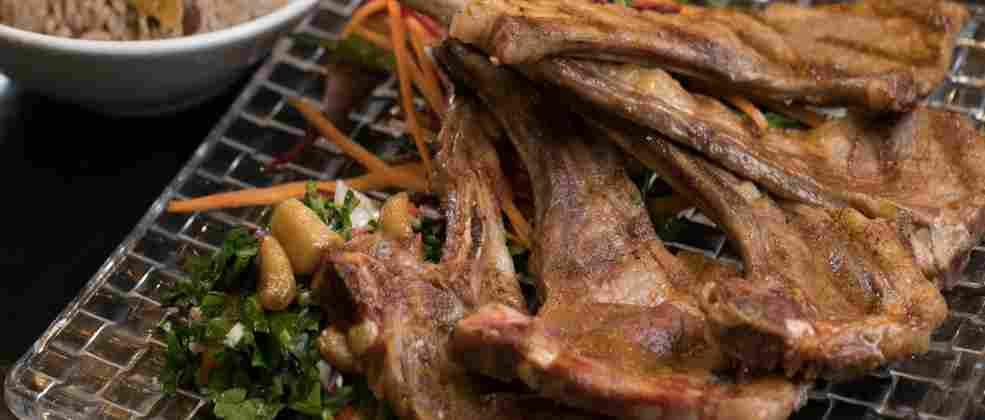 בשר במסעדת גריל בר ירושלים (צילום: באדיבות המקום)