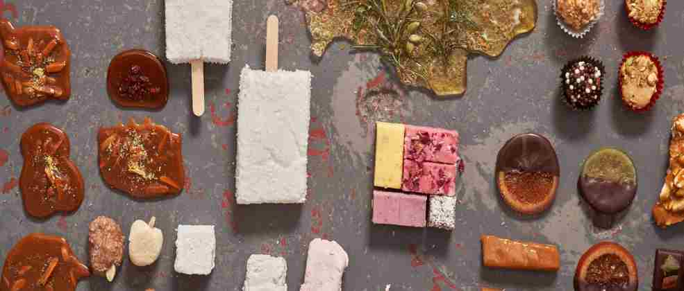 פסטיבל יצרני ממתקים בשוק הנמל (צילום: אנטולי מיכאלו)